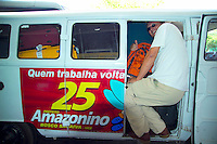 Manaus, Amazone, Brazil, October 2004. Special for Kampioen. Photo by Frits Meyst/Adventure4ever.com