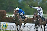 Action at Killarney Races on Monday.