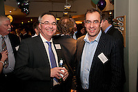 Andrew Madden of Gateley, (left) with Jason Holland of Leumi ABL