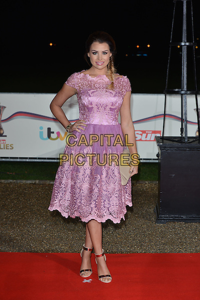 LONDON, ENGLAND - DECEMBER 10: Jessica Wright attends A Night Of Heroes: The Sun Military Awards at National Maritime Museum on December 10, 2014 in London, England.<br /> CAP/PL<br /> &copy;Phil Loftus/Capital Pictures