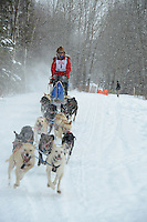 Sled Dog Races Day 1