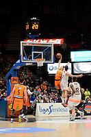 Nedovic vs Panko<br /> Liga Endesa ACB - 2014/15<br /> J17<br /> Valencia Basket vs Montakit Fuenlabrada