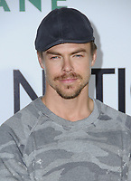 09 October  2017 - Hollywood, California - Derek Hough. L.A. premiere of National Geographic Documentary Films' &quot;Jane&quot; held at Hollywood Bowl in Hollywood. <br /> CAP/ADM/BT<br /> &copy;BT/ADM/Capital Pictures