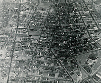 1968 March 20.UNDATED..Redevelopment.E Ghent South (A-1-1).E Ghent North (A-1-2)..Aerial view East Ghent looking North..Sam McKay.NEG# SLM68-19-12.NRHA#..