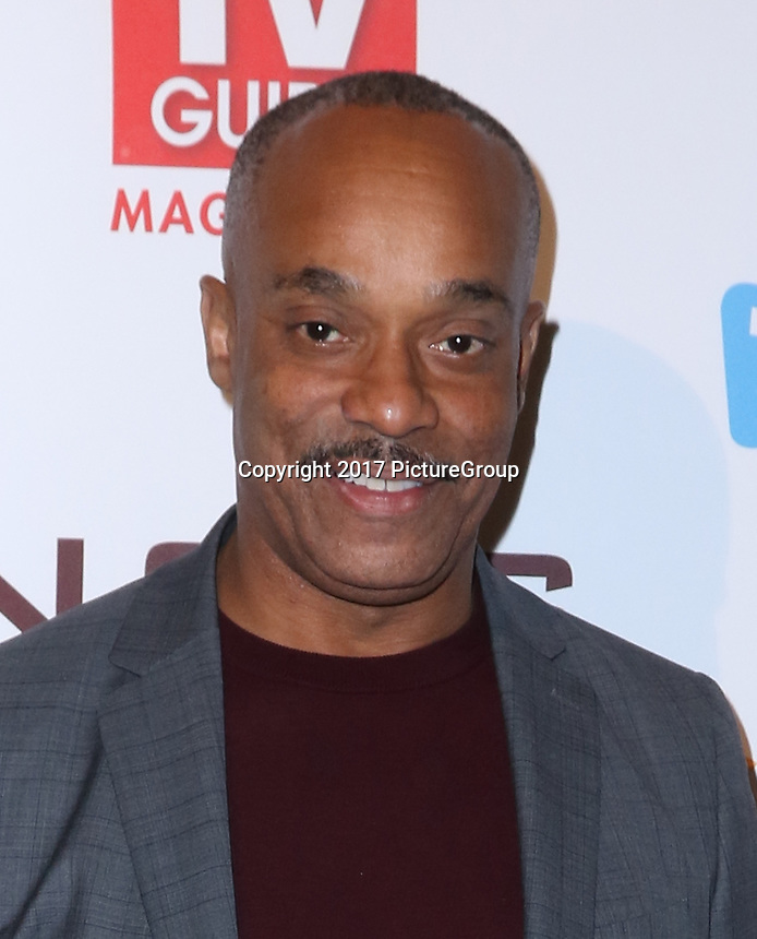 "STUDIO CITY, CA - NOVEMBER 6: Rocky Carroll attends the TV Guide Magazine Cover Party for Mark Harmon and 15 seasons of the CBS show ""NCIS"" at River Rock at Sportsmen's Lodge on November 6, 2017 in Studio City, California. (Photo by JC Olivera/PictureGroup)"