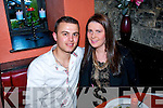Jutulla Aliti, treated his girlfriend Rebecca Bentley, Balloonagh Estate, Tralee to a romantic night out  in Ristorante Uno's, Tralee last Wednesday, June 4th to celebrate her 20th birthday.