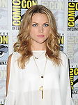 Erin Richards at the Gotham Panel at Comic-Con 2014  held at The Hilton Bayfront Hotel in San Diego, Ca. July 26, 2014.