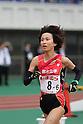 Sayuri Baba (Sekisui Kagaku), NOVEMBER 3, 2011 - Ekiden : East Japan Industrial Women's Ekiden Race at Saitama, Japan. (Photo by Toshihiro Kitagawa/AFLO)
