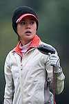 Tiranan Yoopan of Thailand in action during the Hyundai China Ladies Open 2014 on December 12 2014, in Shenzhen, China. Photo by Xaume Olleros / Power Sport Images