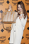 Arie Mizusawa, Mar 18, 2013 : MCM re-launch party was held at AUDI FORUM TOKYO in Tokyo, Japan. (Photo by AFLO)