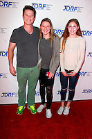 "LOS ANGELES - MAR 8:  Billy Bush, daughters at the Disney's ""Cinderella"" Advance Screening at the Disney Studios on March 8, 2015 in Burbank, CA"