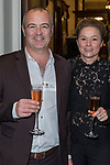 Andy Grayson and Abi Cook at the Greenbank 21 Year Reunion - Current and Past Parents, The Northern Club, Auckland, New Zealand,  Friday, August 04, 2017.Photo: David Rowland / One-Image.com for BW Media