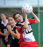 150516 College Netball - Hutt Valley Secondary Schools Grading
