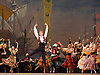 Don Quixote <br /> The Mariinsky Ballet <br /> at The Royal Opera House, London, Great Britain <br /> 2nd August 2011 <br /> <br /> presented by Victor Hochhauser<br /> <br /> Andrei Timofeev (as Basil)<br /> <br /> Photograph by Elliott Franks