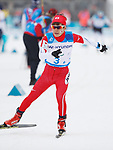 Daiki Kawayoke (JPN), <br /> MARCH 18, 2018 - Cross-Country Skiing : <br /> 4 x 2.5 km Mix relay <br /> at Alpensia Biathlon Centre   <br /> during the PyeongChang 2018 Paralympics Winter Games in Pyeongchang, South Korea. <br /> (Photo by Sho Tamura/AFLO SPORT)