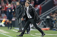Atletic de Bilbao's coach Ernesto Valverde during La Liga match.February 8,2015. (ALTERPHOTOS/Acero) /NORTEphoto.com