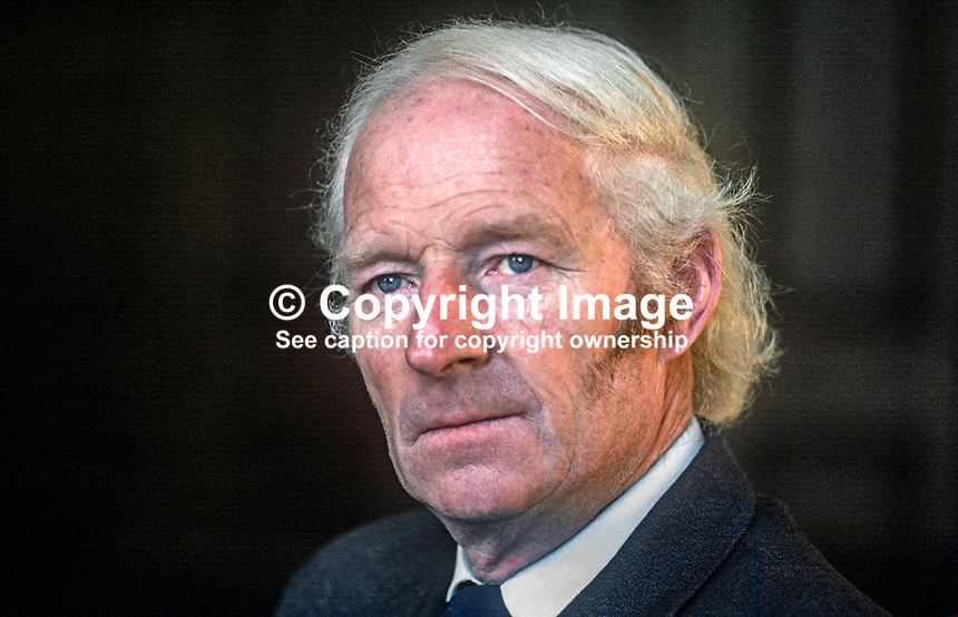 Thomas Joseph Maher, aka TJ Maher, president, Irish Co-Operative Organisation Society, Rep of Ireland. 197810000264TJM.<br />