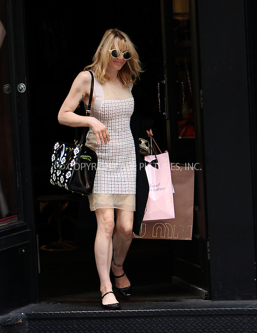WWW.ACEPIXS.COM....September 5 2012, New York City....Rocker Courtney Love does some shopping around Soho on September 5 2012 in New York City....By Line: Zelig Shaul/ACE Pictures......ACE Pictures, Inc...tel: 646 769 0430..Email: info@acepixs.com..www.acepixs.com