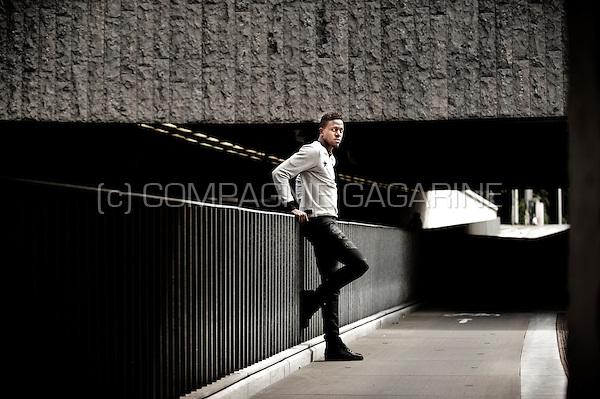 Belgian football player Divock Origi  (Belgium, 18/08/2014)