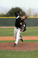 Junior Zepeda - 2014 Central Arizona College Vaqueros (Bill Mitchell)