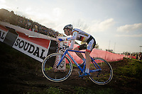 German Champion Philipp Walsleben (DEU/BKCP-Powerplus)<br /> <br /> Jaarmarktcross Niel 2014