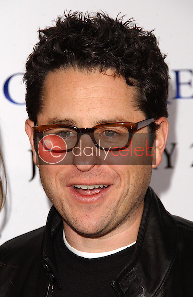 J.J. Abrams<br />