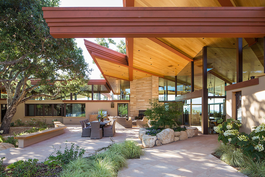 Norm Applebaum, AIA - Fox Hollow - Paso Robles, California