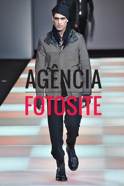 Emporio Armani<br /> <br /> Milao Masculino- Inverno 2015<br /> <br /> <br /> foto: FOTOSITE