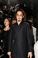 Yosuke Kubozuka in the front row<br /> Dior Homme show, Front Row, Pre Fall 2019, Tokyo, Japan - 30 Nov 2018<br /> CAP/SAT<br /> &copy;Satomi Kokubun/Capital Pictures