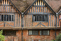 The early tudor manor house, Dorney Court, near Windsor.