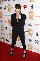 LOS ANGELES - FEB 8:  Yungblud at the Guild of Music Supervisors Awards at The Theatre at Ace Hotel on February 8, 2018 in Los Angeles, CA