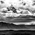 Landscapes - Black & White