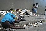 © OCHLIK /IP3 Haiti Fevrier Mars 2004.Crise en Haiti.