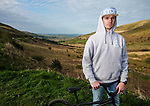 Matti Hemmings - Flatland BMX - Brecon Beacons - Wales - 18th April 2017 <br /> <br /> Photographer - Ian Cook IJC Photography