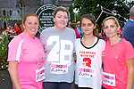 Karen McMahon, Bridget Long, Eni and Ola Gaxha all Tralee at the Killarney Ladies mini marathon on Saturday