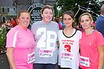 Karen McMahon, Bridget Long, Eni and Ola Gaxha all Tralee at the Killarney Ladies mini marathon on Saturday
