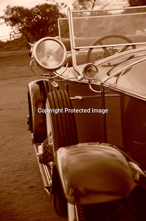 Stock Photos vintage Cars