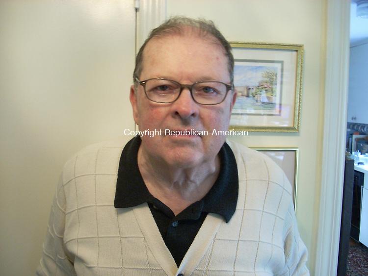 """ROXBURY, CT - 21 October 2009 - 102109RH02 - Roxbury Selectman Robert """"Bucky"""" Lowe"""