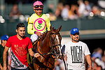 OCT 05: Uni with Joel Rosario up wins the First Lady Stakes at Keeneland Racecourse, Kentucky on October 05, 2019. Evers/Eclipse Sportswire/CSM