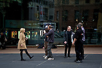 Martin Place, Channel 7 crew