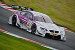 Andy Priaulx - BMW Team RBM BMW M3 DTM