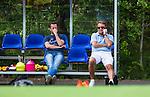 Stockholm 2014-06-07 Fotboll Superettan Hammarby IF - Tr&auml;ning :  <br /> Hammarbys sportchef Mats Jingblad pratar i telefon under Hammarbys tr&auml;ning p&aring; &Aring;rsta IP den 7 juni 2014<br /> (Foto: Kenta J&ouml;nsson) Nyckelord:  Superettan  HIF Bajen Tr&auml;ning &Aring;rsta IP portr&auml;tt portrait