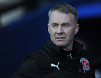 Fleetwood Town manager John Sheridan <br /> <br /> Photographer Kevin Barnes/CameraSport<br /> <br /> The EFL Sky Bet League One - Oxford United v Fleetwood Town - Tuesday 10th April 2018 - Kassam Stadium - Oxford<br /> <br /> World Copyright &copy; 2018 CameraSport. All rights reserved. 43 Linden Ave. Countesthorpe. Leicester. England. LE8 5PG - Tel: +44 (0) 116 277 4147 - admin@camerasport.com - www.camerasport.com