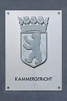 Das Berliner Kammergericht in Berlin-Schoeneberg. Es ist das aelteste deutsche Gericht mit ununterbrochener Taetigkeit. 2018 wird das Gericht 550 Jahre alt.<br /> Das Kammergericht ist das hoechste Berliner Gericht und wurde erstmals 1468 urkundlich erwaehnt. Von August 1944 bis Januar 1945 tagte hier der Volksgerichtshof. In dieser Zeit fanden unter anderem die von Roland Freisler geleiteten Schauprozesse gegen die Beteiligten des Attentat auf Adolf Hitler am 20. Juli 1944 statt.<br /> Nach Ende des Zweiten Weltkriegs bis zur Deutschen Wiedervereinigung war das Gebaeude auch der Sitz des Alliierten Kontrollrat.<br /> 13.5.2018, Berlin<br /> Copyright: Christian-Ditsch.de<br /> [Inhaltsveraendernde Manipulation des Fotos nur nach ausdruecklicher Genehmigung des Fotografen. Vereinbarungen ueber Abtretung von Persoenlichkeitsrechten/Model Release der abgebildeten Person/Personen liegen nicht vor. NO MODEL RELEASE! Nur fuer Redaktionelle Zwecke. Don't publish without copyright Christian-Ditsch.de, Veroeffentlichung nur mit Fotografennennung, sowie gegen Honorar, MwSt. und Beleg. Konto: I N G - D i B a, IBAN DE58500105175400192269, BIC INGDDEFFXXX, Kontakt: post@christian-ditsch.de<br /> Bei der Bearbeitung der Dateiinformationen darf die Urheberkennzeichnung in den EXIF- und  IPTC-Daten nicht entfernt werden, diese sind in digitalen Medien nach &sect;95c UrhG rechtlich geschuetzt. Der Urhebervermerk wird gemaess &sect;13 UrhG verlangt.]