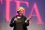 MARIE CHRISTINE BARRAULT la marraine du Festival lors du Gala d'Ouverture du Festival du Film d'Amour à Mons, Belgique, Mons, le 20 février 2015