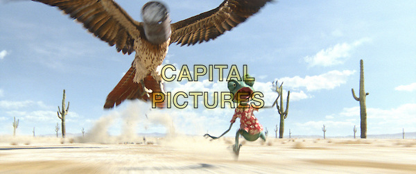JOHNNY DEPP.in Rango.*Filmstill - Editorial Use Only*.CAP/FB.Supplied by Capital Pictures.