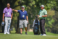 Pat Perez (USA) looks over his approach shot on 6 during the preview of the World Golf Championships, Mexico, Club De Golf Chapultepec, Mexico City, Mexico. 2/28/2018.<br /> Picture: Golffile | Ken Murray<br /> <br /> <br /> All photo usage must carry mandatory copyright credit (&copy; Golffile | Ken Murray)