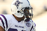 16 September 2006: Furman's Cedrick Gipson. The University of North Carolina Tarheels defeated the Furman University Paladins 45-42 at Kenan Stadium in Chapel Hill, North Carolina in an NCAA College Football game.