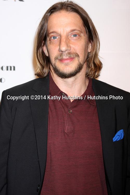 LOS ANGELES - MAR 31:  Michael Stoyanov at the LA Ballroom Studio Grand Opening at LA Dance Studio on March 31, 2014 in Sherman Oaks, CA