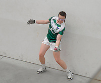 20th September 2014; <br /> M Donnelly All-Ireland Ladies 60x30 Handball Singes Final<br /> Catriona Casey (Cork) v Martina McMahon (Limerick) . <br /> Abbeylara, Co Longford<br /> Picture credit: Tommy Grealy/actionshots.ie